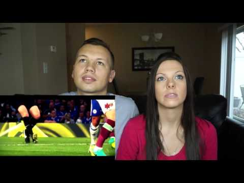 Eden Hazard | Amazing Skills & Goals  | Couple Reacts!!