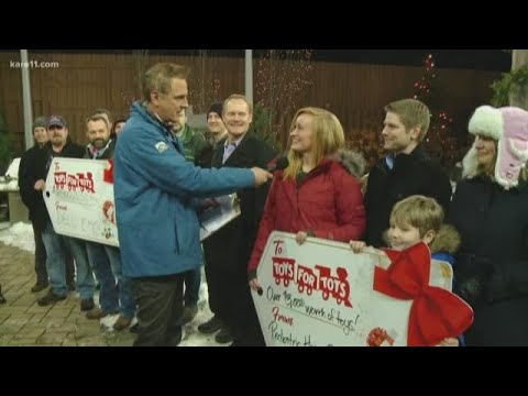 Toys for Tots 6 p.m. 12-12-18