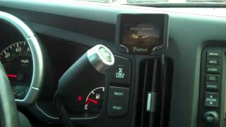 Bluetooth Demo Parrot MKI 9200 from Don Jacobs Honda