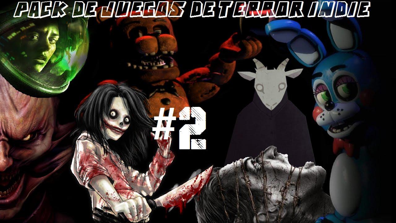 Descargar Pack De Juegos Indie De Terror 2015 2016 Gratuitos 2