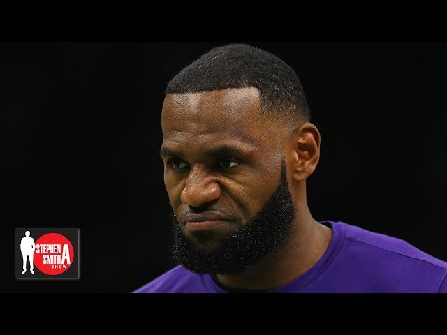 'Revenge LeBron' wants to make up for the Lakers' bad season - Ramona Shelburne | Stephen A. Show