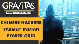 Gravitas: Is China engaging in cyber warfare against India?
