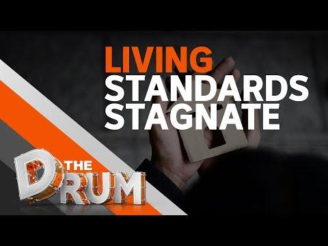 HILDA Survey: Australians Struggle To Get Ahead |The Drum