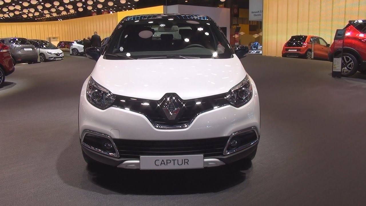 renault captur limited edition wave energy tce 120 hp 2017 exterior and interior in 3d youtube. Black Bedroom Furniture Sets. Home Design Ideas