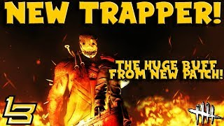 The New Trapper! (Dead by Daylight) Killer Gameplay!
