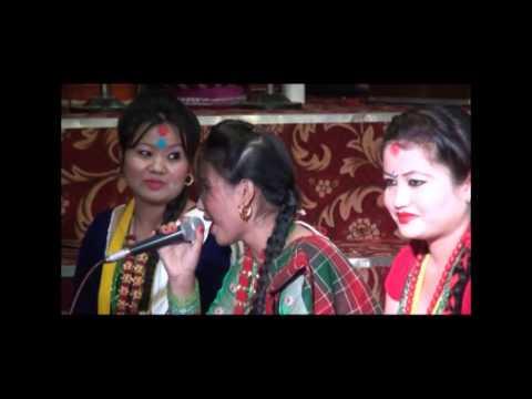मायाले मार्यो... दिल बिगार्यो ।New Nepali Lok Dohori  | LIVE DOHORI GHAMSA GHAMSI