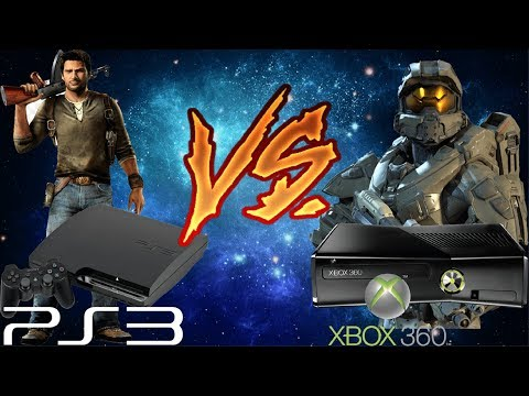 PlayStation 3 VS XBOX 360 - Спустя 13 ЛЕТ!