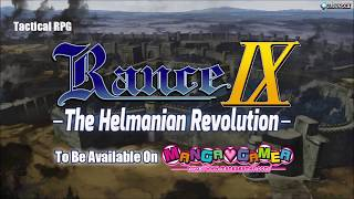 Rance IX - The Helmanian Revolution - Teaser