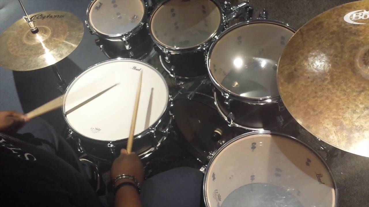 Pearl Decade Maple Fusion 6 Piece Kit Demo On Kwesis Corner