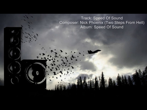 Nick Phoenix (Two Steps From Hell) - Speed Of Sound | Epic Powerful Vocal Action