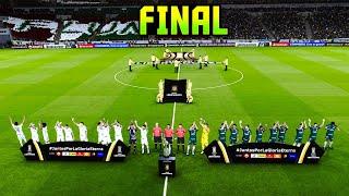 2021 Copa Libertadores Final - Palmeiras vs Santos