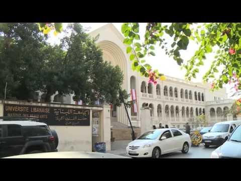 الحركات الطلابية نموذج مصغر لانقسامات المجتمع اللبنان...