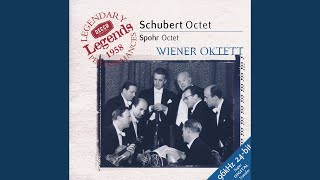 Schubert: Octet in F, D.803 - 6. Andante molto - Allegro