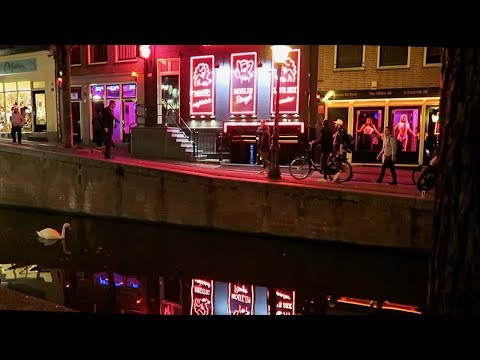 A night out in Amsterdam - Vlog 307