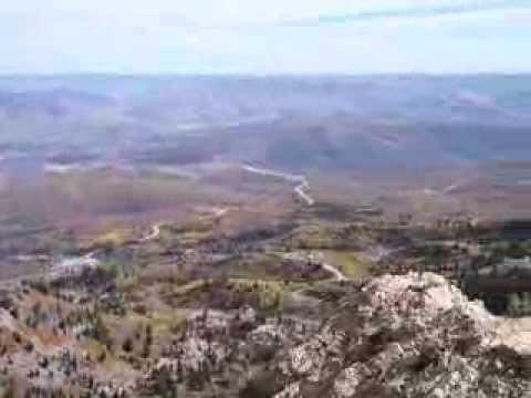 Mt. Ogden Peak 360 Degree Panorama-  Site of the 2002 Winter Olympic Men's & Women's Downhill