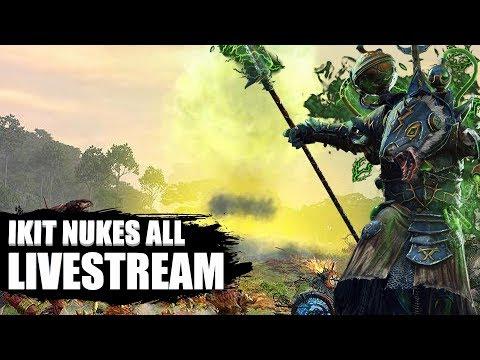 Clan Skryre Nuke Scheme - Ikit Claw Livestream