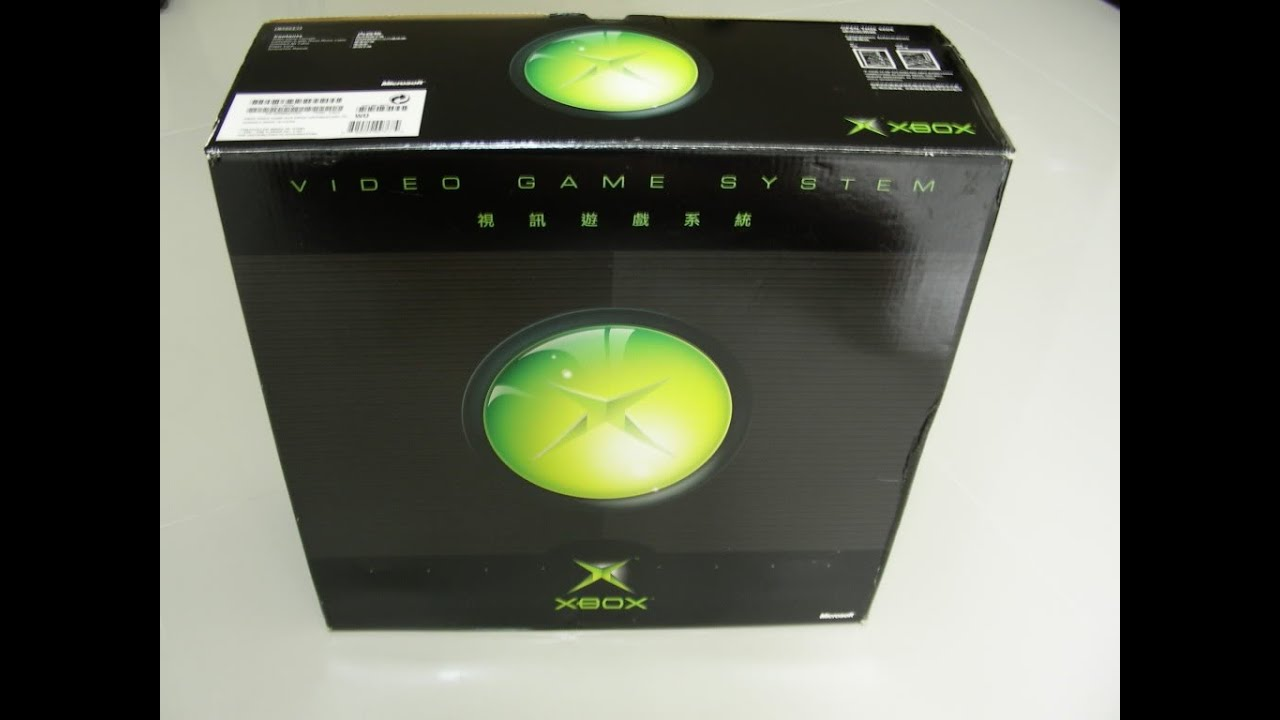 Image result for xbox original box