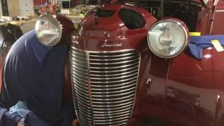 1937 Chrysler Imperial Roadster Video #31