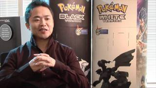 Behind the Games: Pokemon Black and White (DS)