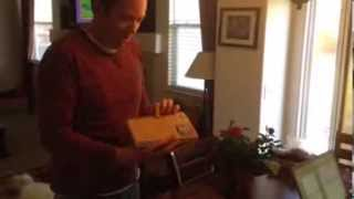 "Book Arrival - ""Washington's Providence"""