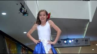 Pasarela Angel Models Alma Flamenca Parte 1