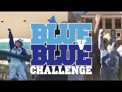 BlueVBlue Challenge – February 27, 2018 – UNC Kenan-Flagler vs. Duke Fuqua