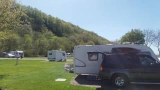 Bunree Caravan Club site Fort William