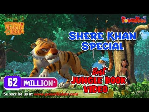 Download Shere Khan Special   दिवाली विशेष   Mega Marathon   हिंदी कहानीयाँ । जंगल बुक   पॉवरकिड्स टी.वी