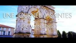 Une Journée à Saintes (Charente-Maritime)