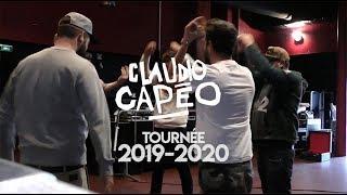 Claudio Capéo – Les coulisses de la tournée !