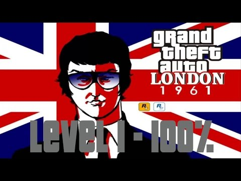 "GTA London 1961 - ""When We Were Very Small"" (100%)"