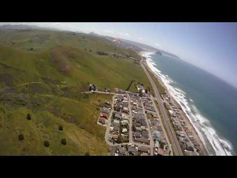 Paragliding Cayucos and Montana De Oro