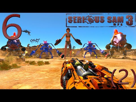 Serious Sam 3 BFE: BFE Premium Remastered #6 (SERIOUS) (2)  