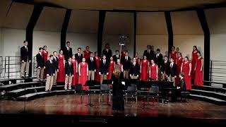 Aus Sechs Lieder, Die Waldvogelein - CCHS Meistersingers 2015-12-09