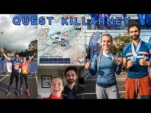MY FIRST ADVENTURE RACE | QUEST KILLARNEY