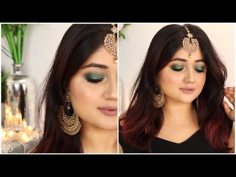 Indian Wedding Makeup Looks for Day + Night | corallista