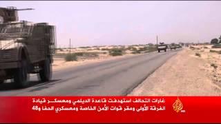 فيديو.. المقاومة الشعبية تصد هجومين للحوثيين فى جبل جرة