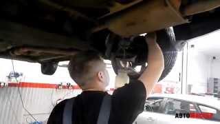 Автомастер Пенза КИА - Замена тормозной жидкости