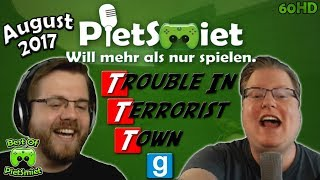 Best Of PietSmiet 🎮 TTT ┊ August 2017
