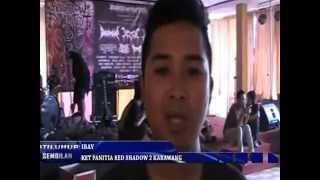 LIVE REPORT JATILUHUR TV at REDSHADOW EXTREME FEST 2