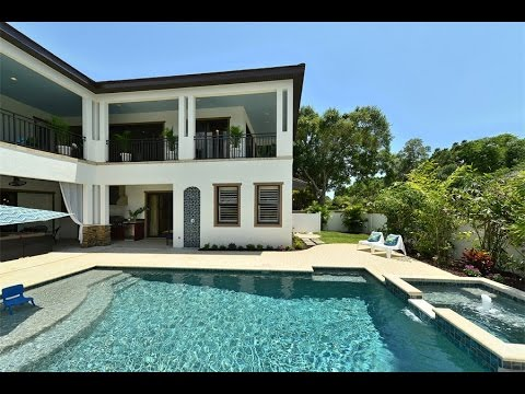 West indies style home florida.