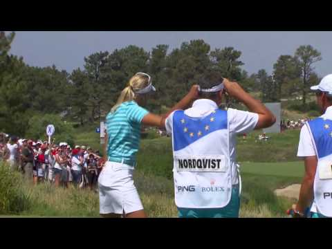 Solheim Cup: The First Solheim Hole-in-One