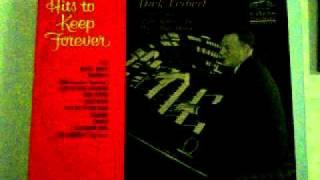 "Dick Leibert plays ""More"" on Radio City Music Hall organ"