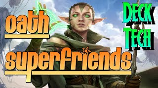 Mtg Deck Tech: The Fellowship (4 Color Superfriends) in Oath of the Gatewatch Standard!