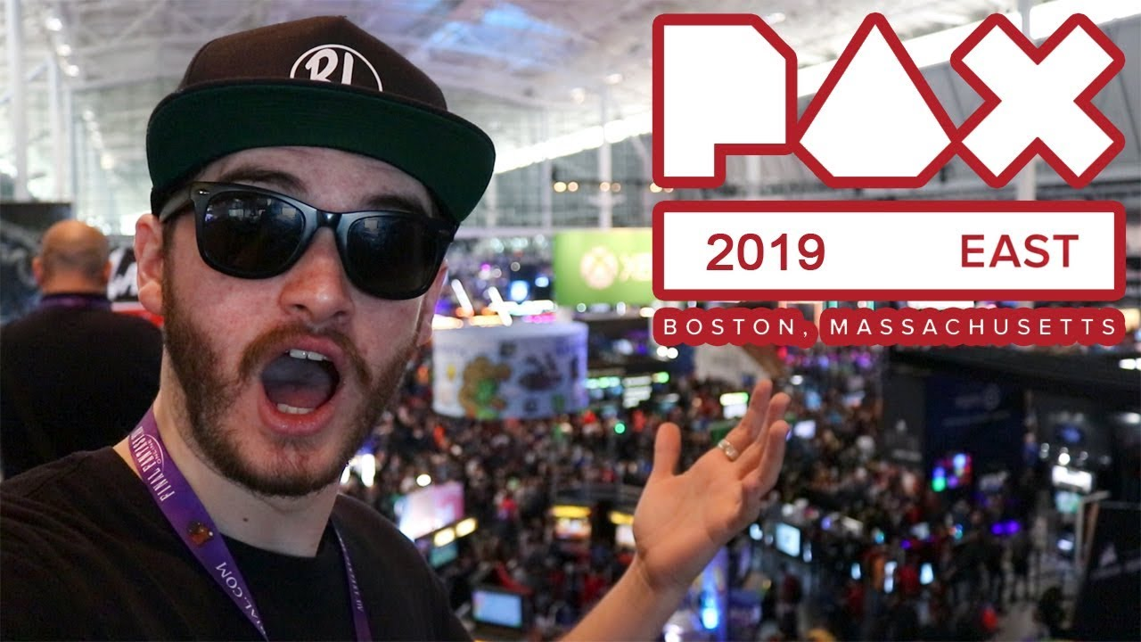 PAX East 2019 VIDEO GAME CONVENTION in Boston | Games, Free Stuff & More