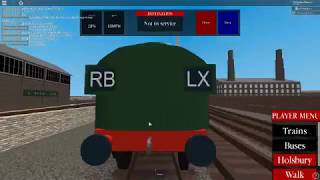 Roblox | Steam Age | Test run of the Class 37