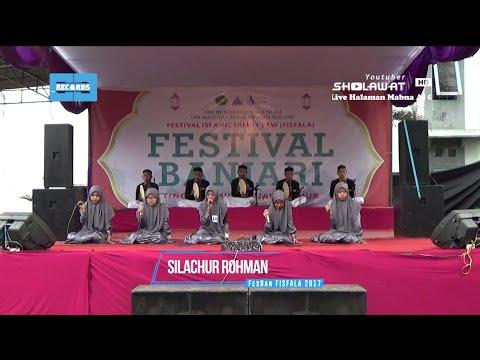 Silachur Rohman - FesBan FISFALA 2017