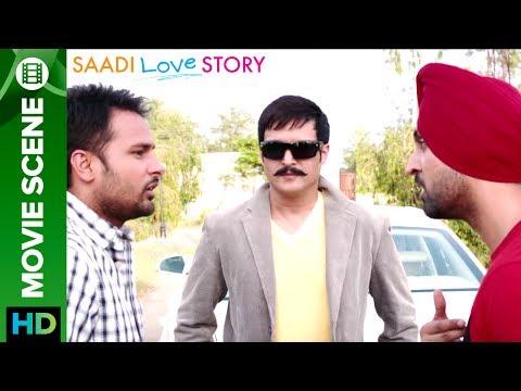 Jimmy Shergill brings a twist in the tale | Saadi Love Story