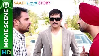 Jimmy Shergill brings a twist in the tale   Saadi Love Story