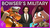 Bowser's military hierarchyUnraveled